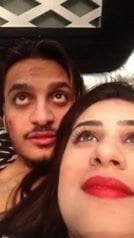 Desi Paki Cute muslim Lovers Selfie domicile alone HQ